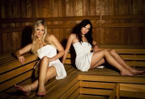 4. Wellness - sauny